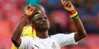 Strafschop helpt Ghana voorbij Mali