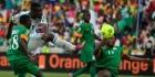 Keeper Zambia redt punt tegen Nigeria