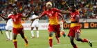 Ghana bereikt play-offs na zege op Zambia