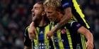Ruime zege Fenerbahçe, Kuyt mist strafschop