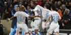 Marseille weer tweede door rake vrije trap