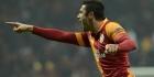 Yilmaz leidt Galatasaray met hattrick naar dubbel