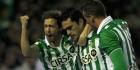 Groep I: Real Betis heeft voldoende aan remise
