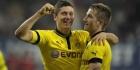 Dortmund wint simpel, Huntelaar scoort voor Schalke