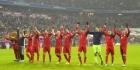 1-3 zege voor Bayern meest voorspelde uitslag