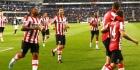PSV oefent na competitie tegen jubilaris Gemert