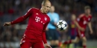 Robben start Champions League-finale in basis