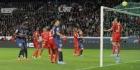 Alex redt punt voor tiental Paris Saint Germain