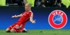 Robben inzetbaar in kraker tegen Dortmund