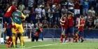 Titelhouder Jong Spanje laat langs Russen
