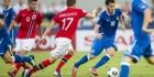 Italië groepswinnaar na late goal, Noren tweede