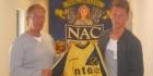 Feyenoord-talent Tichem stapt over naar NAC Breda