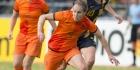 Oranjevrouwen verliezen bizar duel van Schotland