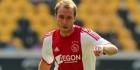 Eriksen leidt Ajax voorbij Dynamo Dresden