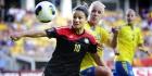 Duitse voetbalsters opnieuw naar eindstrijd