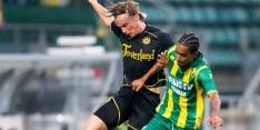 Roda-back Dijkhuizen debuteert bij Jong Oranje