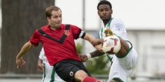 Winnend AFC ziet concurrentie punten verspelen