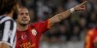 Sneijder met Galatasaray niet langs Waterman