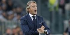 """Mancini: """"Juve en Real favoriet om door te gaan"""""""