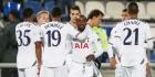Tottenham klopt Anzhi, Zulte Waregem kansloos