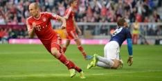 Bayern en Dortmund weer aan kop in Bundesliga
