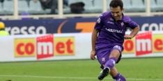 Fiorentina bewijst zichzelf goede dienst, Lazio klimt