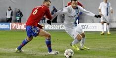 CSKA verplaatst volgende wedstrijd wegens veld