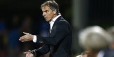 Janssen laat Mulder debuteren, Higdon reserve