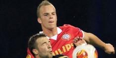 PSV start in Bulgarije met Hendrix als linksachter