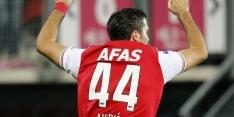 AZ-spits Avdic werkt stage af bij Blackburn Rovers