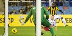 Eredivisieclubs maken geen fout tegen amateurs
