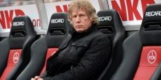 Nürnberg negeert wens fans en haalt Verbeek niet terug