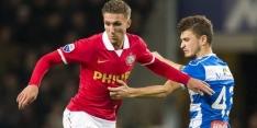 Go Ahead Eagles geeft PSV'er Van Ooijen contract