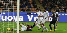 Internazionale plichtmatig langs tam Livorno