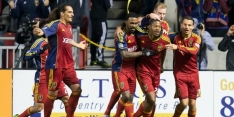 Real Salt Lake en Sporting Kansas City in finale