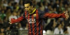 Achtklapper voor Barcelona in Copa Del Rey