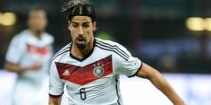 Khedira wel, Gomez niet in voorlopige Duitse selectie