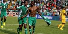 Nigeria naar WK na nieuwe zege op Ethiopië