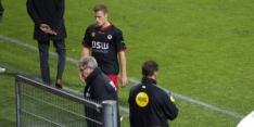 Rode kaart Excelsior-speler Van Diemen geseponeerd