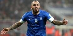 Fulham-flop Mitroglou keert tijdelijk terug bij Olympiakos