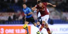 Roma weet voor derde keer op rij niet te winnen