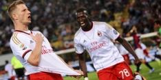 Abate en De Sciglio willen nog lang bij Milan spelen