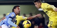 Villarreal stelt teleur in duel der promovendi