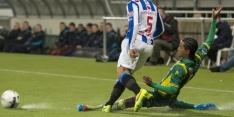 'Cabral in belangstelling van Go Ahead Eagles'