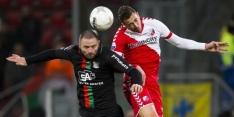 Heerings niet lang uit de roulatie bij FC Utrecht