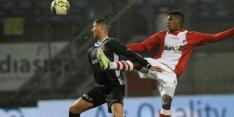 FC Emmen ziet verdediger Luis Pedro vertrekken