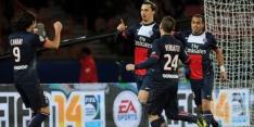 Ibrahimovic leidt PSG naar simpele bekerzege