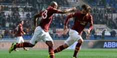 Roma rekent na vier gelijke spelen af met Fiorentina