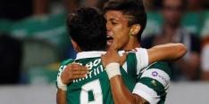 Sporting Lissabon ontsnapt tegen Rio Ave