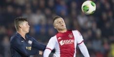 Jong PSV geeft tegen Jong Ajax weer voorsprong weg